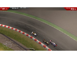 Teste de game on-line da Fórmula 1 é aberto para o público