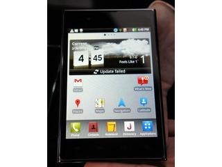Empresas apostam em híbridos de smartphone e tablet