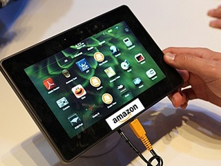 Segundo estudo, Kindle Fire detém mais de 50% do mercado de tablets Android