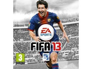 EA Sports divulga capa de FIFA 13 com Lionel Messi