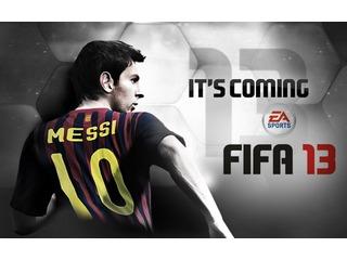 Começa Pré-venda Online de FIFA 13