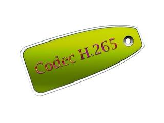 H.265 promete arquivos com metade do tamanho do correspondente em H.264