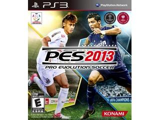 Konami anuncia o lançamento de Pro Evolution Soccer (PES) 2013
