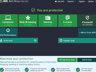 AVG lança o AVG Anti-Virus Free 2013
