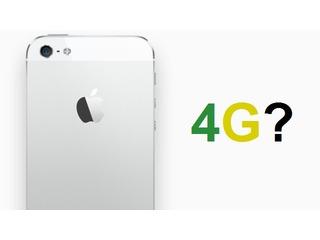 iPhone 5 com 4G no Brasil: governo acelera leilão de frequência