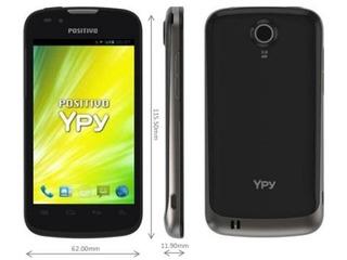 Positivo lança smartphone Ypy S400, com dual-sim e Android 4.0
