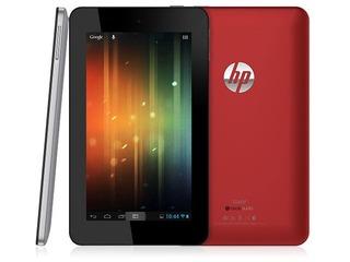 HP anuncia tablet de baixo custo com Android
