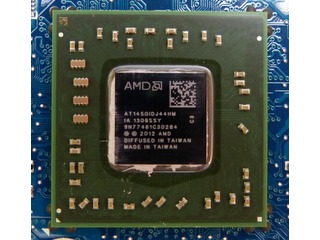 AMD prepara as APUs E1-2650