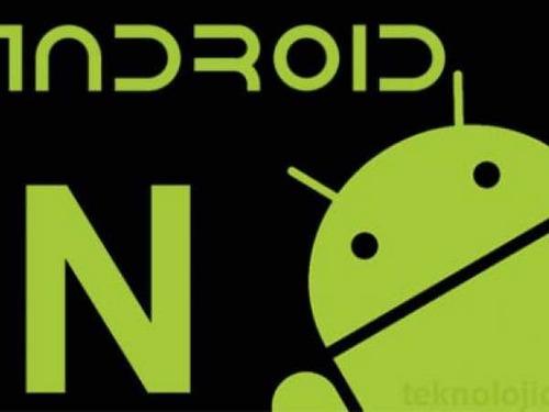 Android N poderá vir sem menu de aplicações