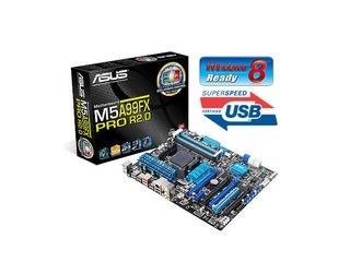 Placas ASUS 990FX suportarão processadores AMD da série FX-9000 e memórias operando em 2400MHz