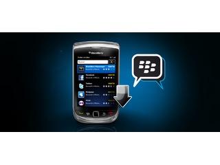 BlackBerry não sabe quando sairá o BBM para Android e iPhone