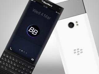 BlackBerry Priv com Android sofre engasgos em primeira aparição oficial