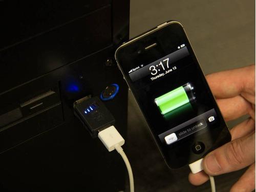 Perigo! Carregar o smartphone via USB oferece mais riscos do que parece