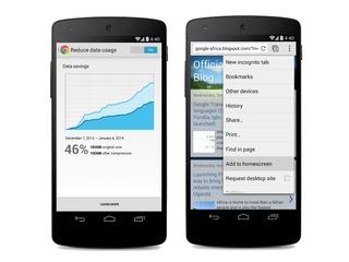 Chrome para Android economizará até 70% menos dados com novo recurso