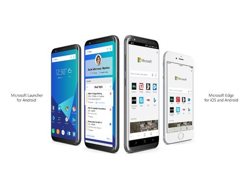 Microsoft anuncia o navegador Microsoft Edge para iOS e Android