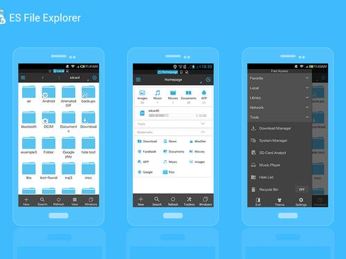 ES File Explorer instala adware no smartphone sem a permissão do usuário