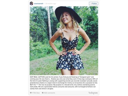 Jovem deixa vida de celebridade no Instagram e agora quer usar web para coisas reais