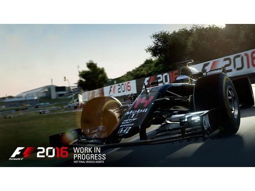 Confira as primeiras Screenshots do jogo F1 2016