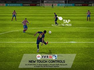 FIFA 14 chega ao iOS e Android gratuitamente