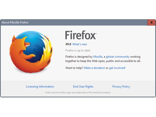 Firefox 49 chega com suporte nativo para Netflix no Linux