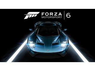 Microsoft anuncia o Forza Motorsport 6
