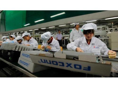 A era das máquinas: fornecedor da Apple substitui 60 mil pessoas por robôs