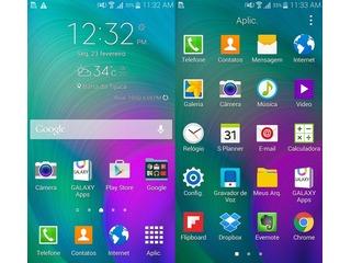 Samsung está trabalhando em grande atualização da TouchWiz para seus flagships