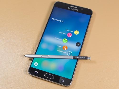 Android 6.0.1 Marshmallow começa a chegar para o Samsung Galaxy Note5