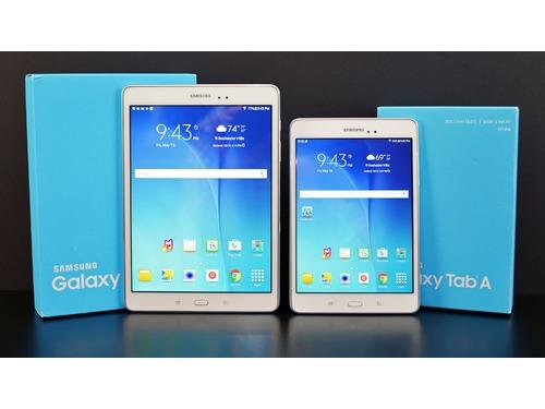 Galaxy Tab A começa a ser atualizado para o Android Marshmallow