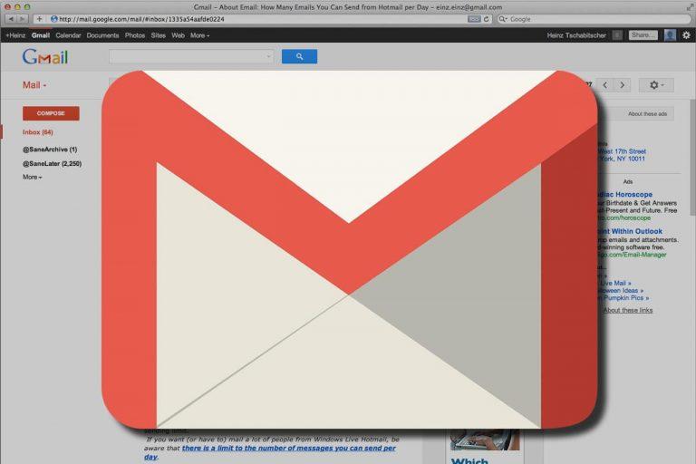 Como configurar SMTP para enviar emails do Gmail através de outro cliente