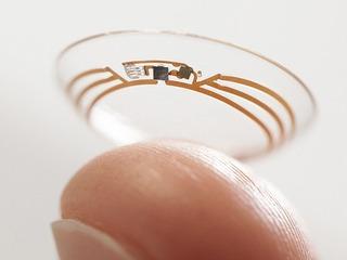 Google desenvolve lentes de contato para pessoas com diabetes