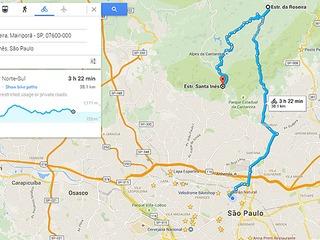 Google registra aumento de 80% no uso de rotas de bike no Maps