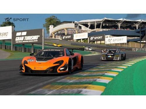 Gran Turismo Sport chega ao PS4 em 17 de outubro, confira o trailer em Interlagos