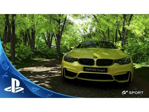 Gran Turismo Sport para PlayStation 4 é adiado para 2017