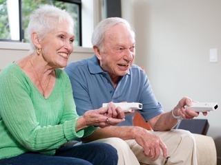 Jogar videogames pode ajudar idosos a melhorar suas habilidades mentais