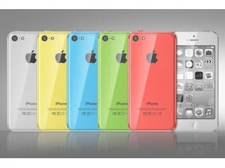 Ações da Apple recuam com decepção sobre preço do iPhone 5C