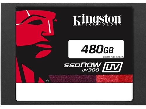 Kingston anuncia nova linha de SSDs SSDNow UV300