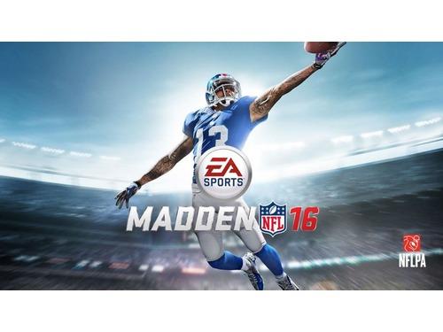 Madden NFL 16 chega ao The Vault no dia 2 de fevereiro