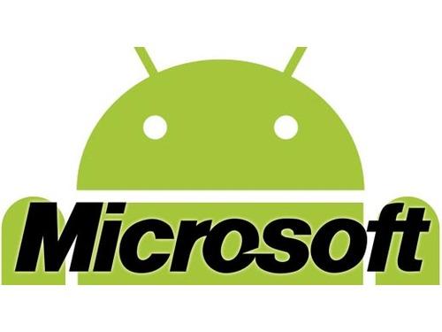 Rumor afirma que Microsoft está desenvolvendo uma versão do Android para seus dispositivos