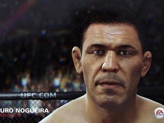 Minotauro é primeiro brasileiro confirmado em novo game do UFC