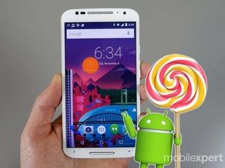 Lollipop já esta presente em quase um quarto dos dispositivos Android