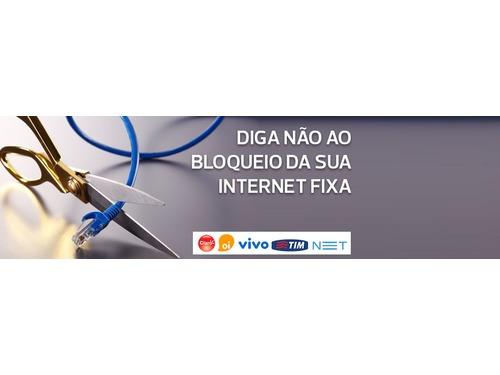 O Senado quer saber: o que você acha do fim do limite da internet fixa?