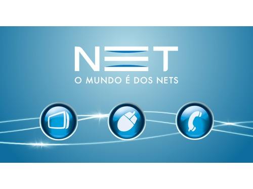 NET quer oferecer conexão de até 1 Gbps com cabos já instalados na sua casa