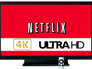 Netflix vai fazer streaming em 4K a partir de janeiro, mas apenas para algumas TVs
