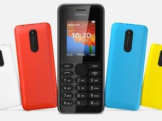 Nokia lança celular com câmera com preço de US$ 30