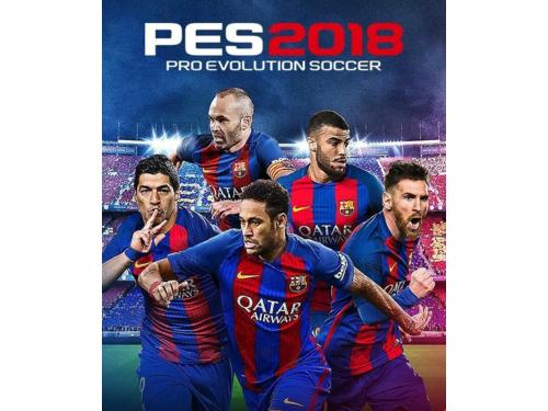 Com Neymar e Messi na capa, Pro Evolution Soccer 2018 sai em setembro