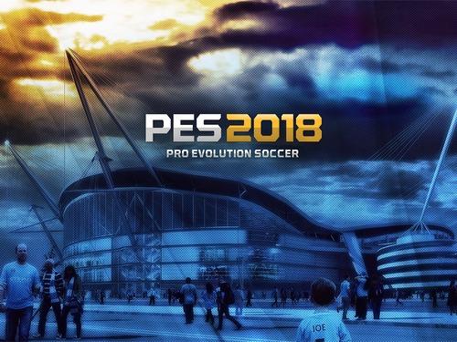 Primeiro Data Pack do PES 2018 disponível para download hoje