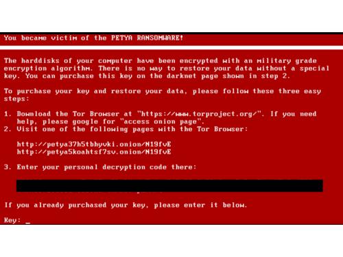 Ransomware Petya pode ser maior que WannaCry e está afetando aeroportos e bancos na Europa