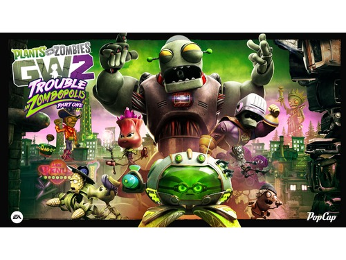 Plants Vs Zombies Garden Warfare 2 chegou ao EA Access