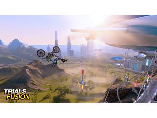 Mais diferenças de resolução: Trials Fusion roda a 1080p no PS4 e 900p no Xbox One